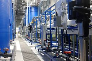 Kontek Automation Enables Water Treatment for Aerospace Surface Finishing Line