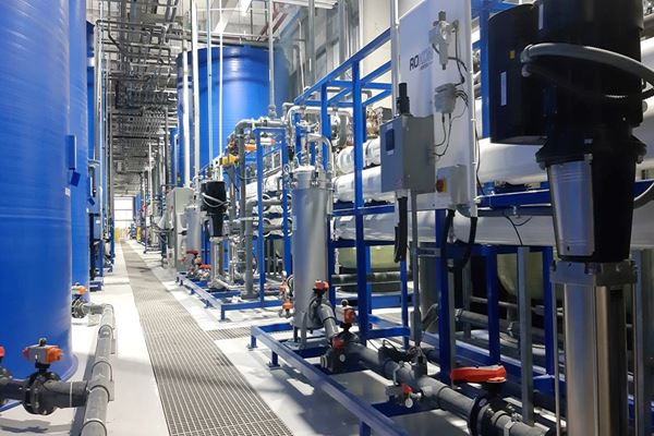 Kontek Automation Enables Water Treatment for Aerospace Surface Finishing Line image