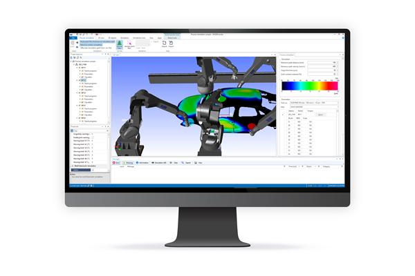 Dürr Unveils Solution for Digital Paint Layer Calculation image