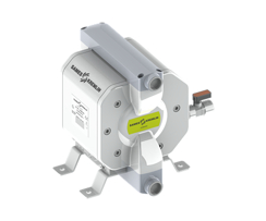 Three Diaphragm Pumps for Medium Paint Circulating Systems