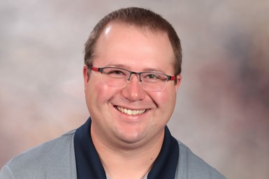 A photo of Joe Wildenberg, one of TTX's new sales engineers