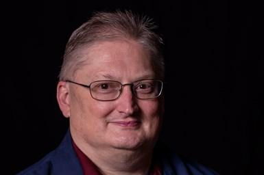 Instrumentation specialist James Yahnke