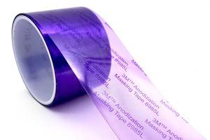 Chromic Acid Anodizing Masking Tape Replaces Liquid Masking