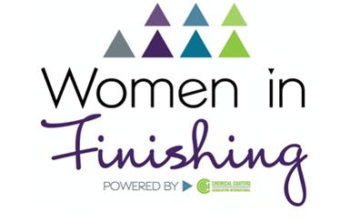 women in finishing CCAI