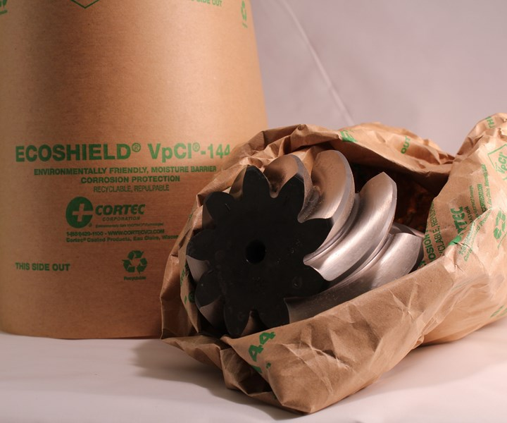 moisture barrier VCI paper, corrosion inhibitor, finishing, metal finishing, surface finishing