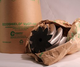 Recyclable VCI Moisture-Barrier Paper Surpasses Biobased Content Requirements