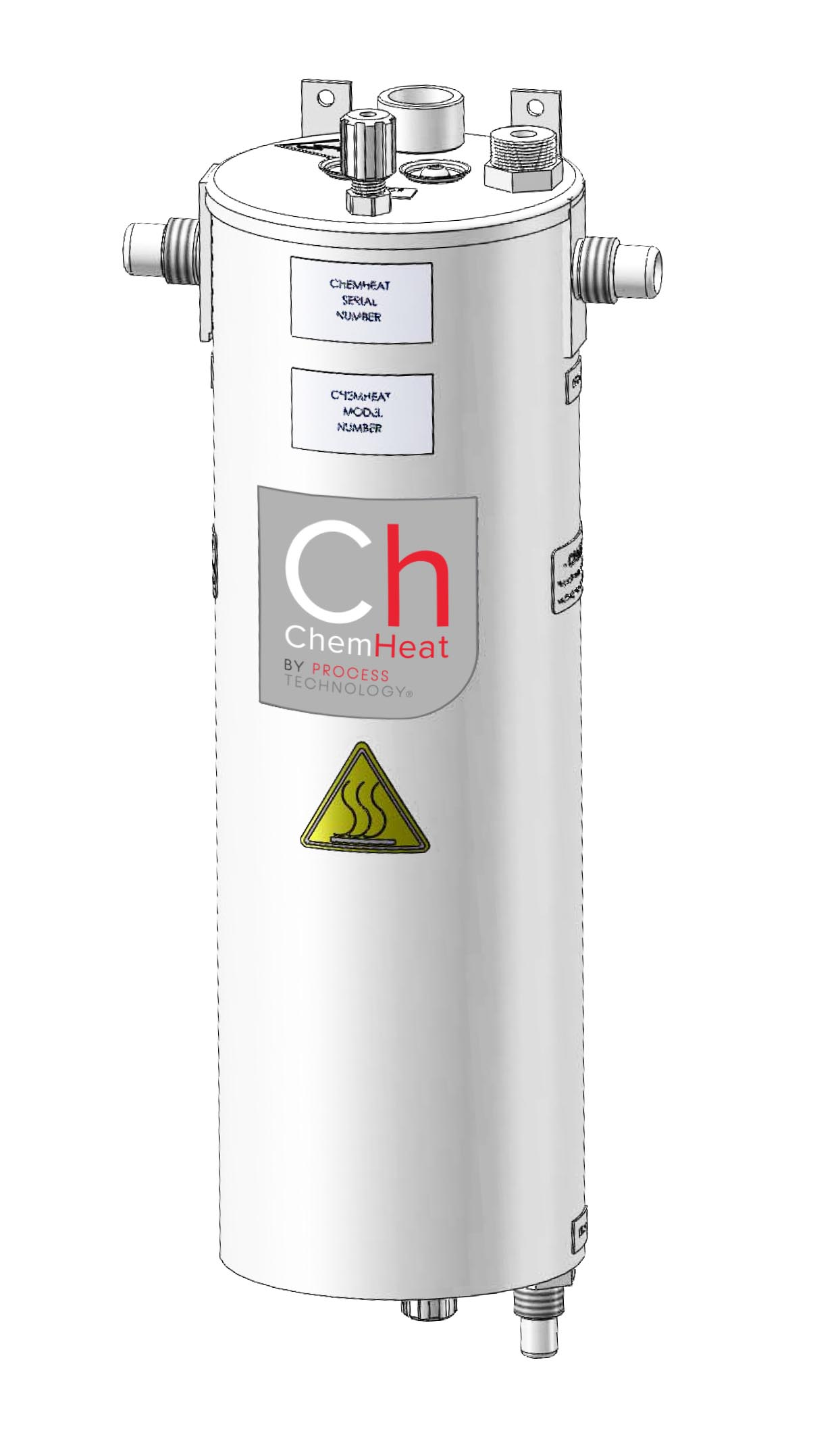 Process Technology Launches Compact In-line Chemical Heater