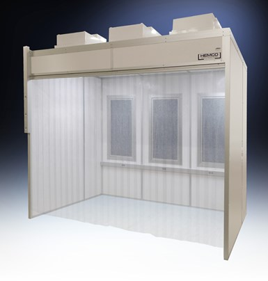Hemco controlled containment system