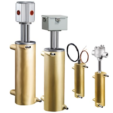 High Temperature Heaters for Chemicals and Coatings