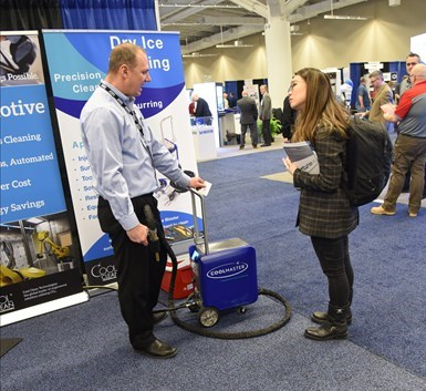 """Cool Clean Technologies' CO2-based cleaning systems aim to replace chemicals and water waste processes by using a """"dry"""" cleaning solution."""