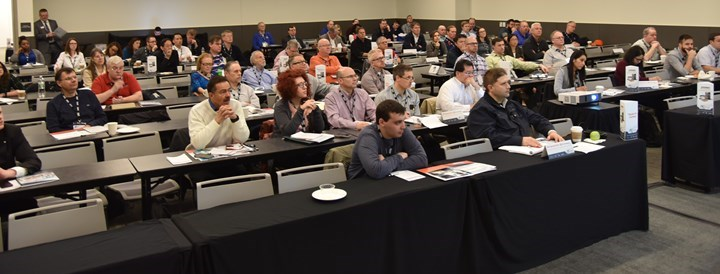 This year's Parts Cleaning Conference features presentations from Ecoclean, Jomesa North America and Hubbard-Hall, to name only a few of the 20 companies represented at this educational event.