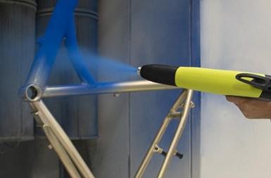 Inocoat Manual Powder Systems from Sames Kremlin