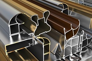 anodized aluminum tubes