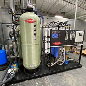 Diamond H20 Turnkey Skid-Mount Reverse Osmosis Systems