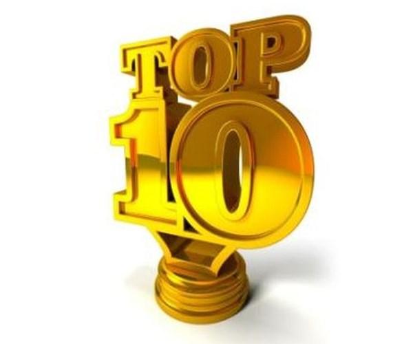 2017 Top Ten