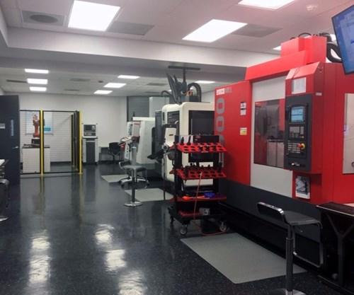 Siemens Expands Tech Center