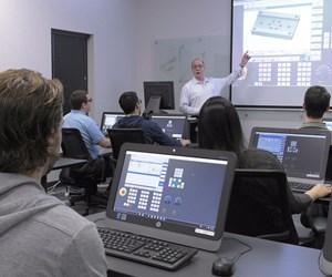 Siemens TAC classroom