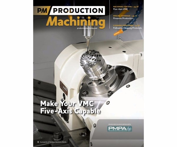November 2017 Production Machining