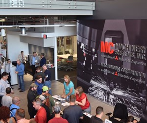 MC Machinery Systems Hosts Grand Opening Event