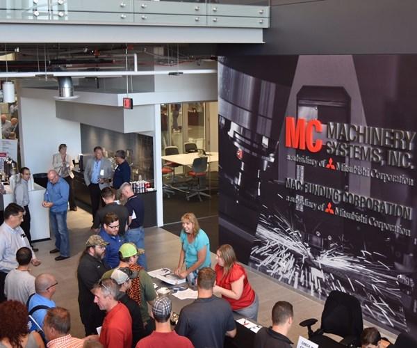MC Machinery Open House