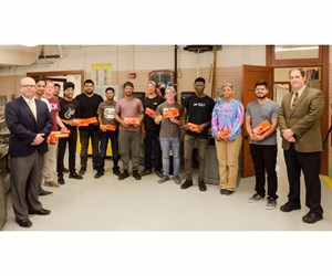 Mitutoyo America Donates Metrology Tools to Students