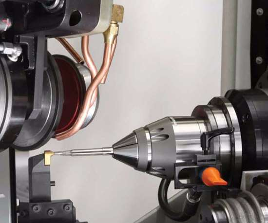 Peak power direct drive spindle