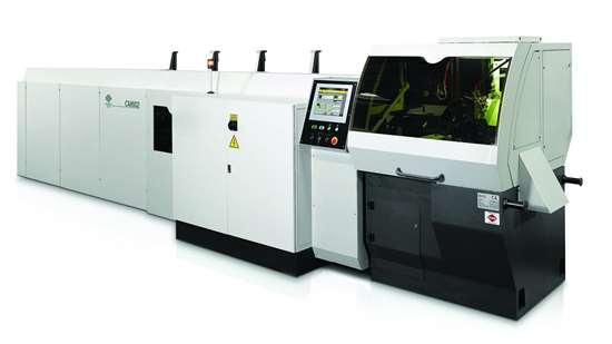 CNC saw machine