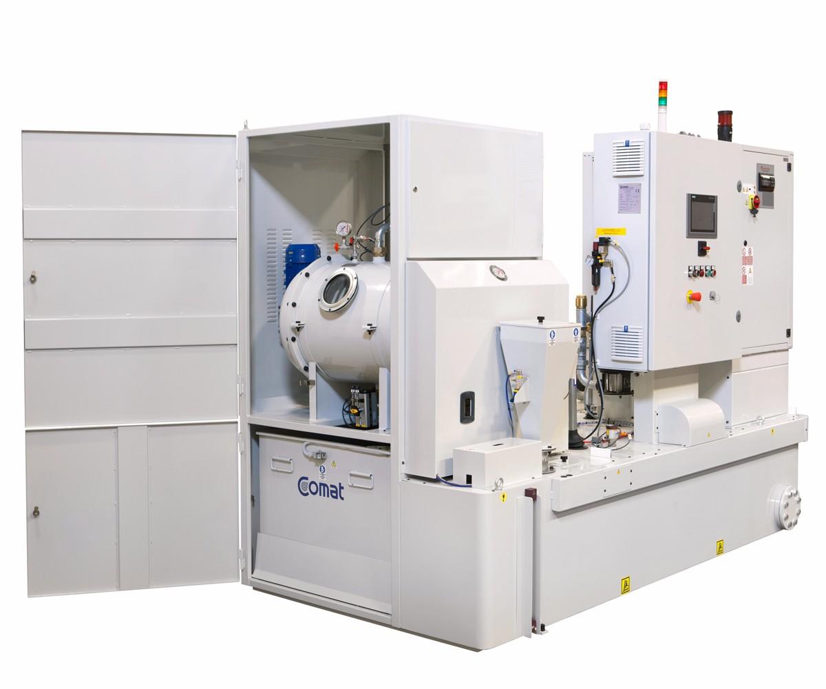 Eriez Manufacturing Co Showroom Production Machining