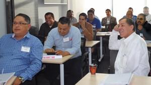 Seco Tools de Mexico employees