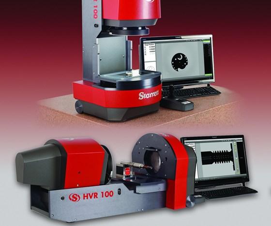 Benchtop vision measurement system