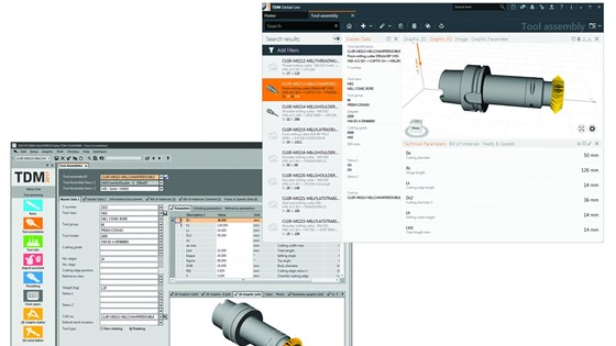 Tool data management systems