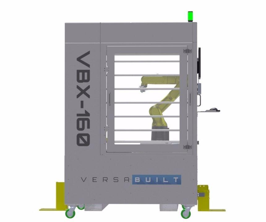 Robotic parts loader