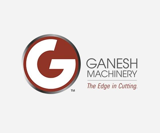 Ganesh Machinery Logo