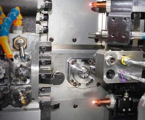 SS207-5AX LaserSwiss