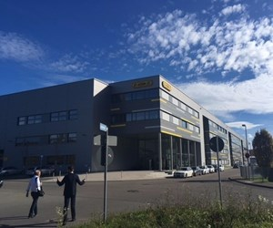 Paul Horn exterior building