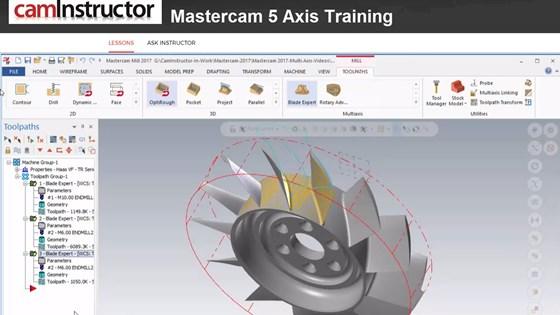 Mastercam Software