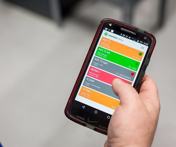 Mobile-friendly platform
