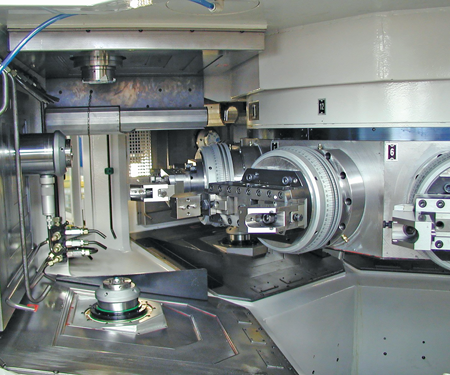 A Look at Current Rotary Transfer Machining