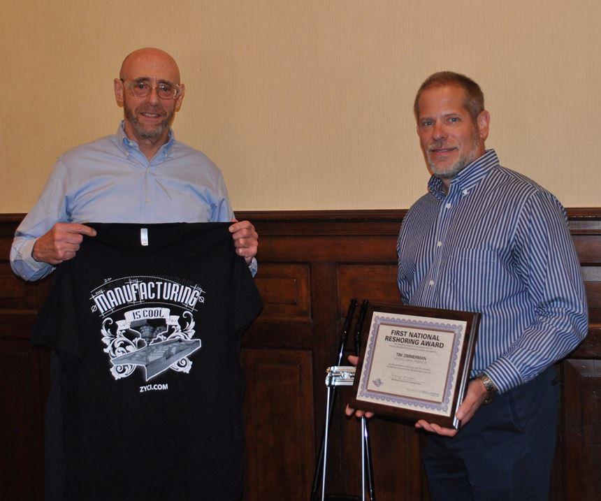 National Reshoring Award