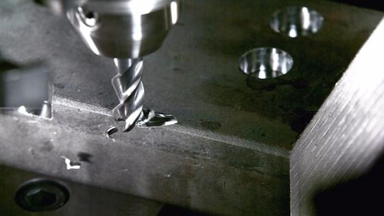 Pocket milling