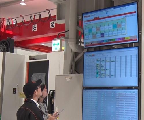 Company Digitizes Japanese Plant