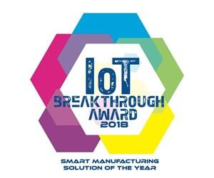 MachineMetrics Wins IoT Breakthrough Award