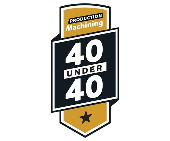 Production Machining 40 Under 40 logo
