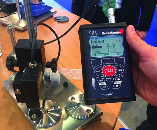 Sita CleanSpector handheld measuring system