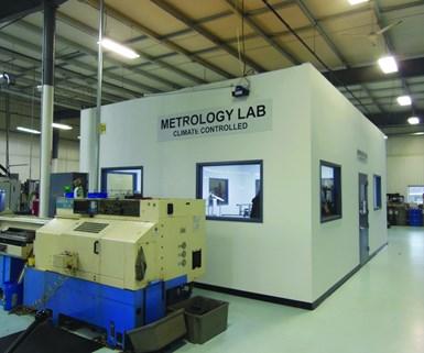Metrology lab
