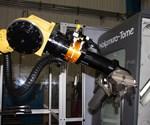 Robot loading into turning center