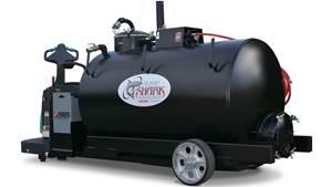 Sump cleaner transport