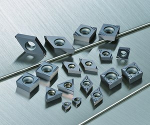 Small parts machining grades