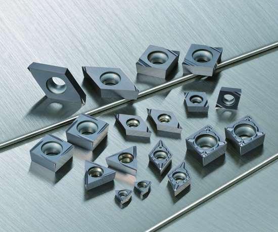 Small parts machining grades