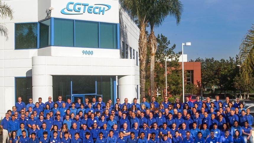 CGTech employees